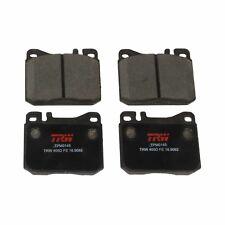 Frt Premium Semi Met Brake Pads TPM0145 TRW Automotive