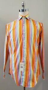NWT Polo Ralph Lauren  MENS REGENT CLASIC FIT SHIRT  15 1/2 /M 16 1/2 /L #147