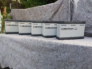 Set Of 5 Elinchrom 3000 Professional Studio Flash System