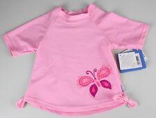 IPlay Schwimmshirt Mädchen Bade T-Shirt Rosa UV-Schutz 50+ 2-3 Jahre Z3-IP3