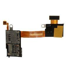 MODULO FLEX LECTOR SIM + MICRO SD SONY XPERIA M2 D2303 D2305 D2306