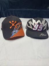 2 Jeff Burton Hats #31 Official Nascar Chase Authentics & 88 Exide Batteries