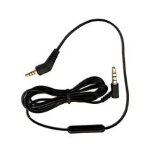 Replace the audio cable for Bose QuietComfort 3 QC3 headset with wheat E9I8