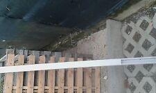 CANALINA PASSACAVI IN PVC PER IMPIANTI ELETTRICI A PARETE 40 x 57 mm