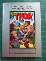 MARVEL MASTERWORKS MIGHTY THOR VOL 4 HC NEW UNREAD TRUE 1ST PRINT OOP VERY RARE