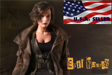 1/6 Alice Action Figure Set Milla Jovovich Resident Evil The Final Chapter ❶USA❶