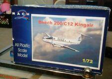 """1/72 MACH """" Beech 200/C12 Kingair"""""""