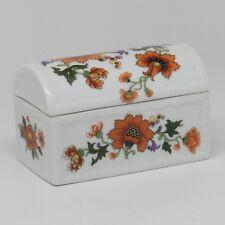 Rochard Limoges Porcelain Trinket or Vanity Box
