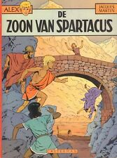 ALEX 12 - DE ZOON VAN DE SPARTACUS - Jacques Martin