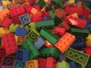 Lego DUPLO Bundle  x80 Mixed Bricks BLOCKS