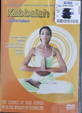 Kabbalah Yoga - Ambitious Beginner (DVD, 2008) All Regions Brand New Sealed