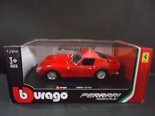 Bburago Ferrari 250 GTO Red 1/24