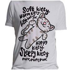 Big Bang Theory OFFICIAL T-Shirt Sheldon's Mum Soft Kitty Warm Kitty Unisex SALE