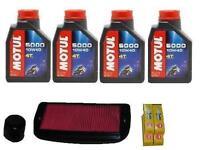 MGM KIT TAGLIANDO SUZUKI GSXR 750/1100 OLIO+FILTRO+CANDELE