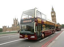 4 ADULT 72HR TICKETS BIG BUS LONDON SIGHTSEEING TOUR + FREE NIGHT TOUR WORTH £21