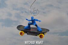 Stevie Caballero Skateboarder Custom Christmas Ornament Skateboard Board Steve