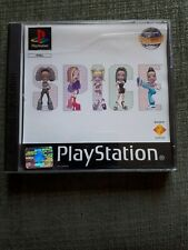 PS1 Spice World PAL complete with manual and in good condition .