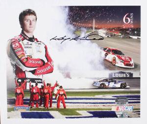 Kasey Kahne Signed NASCAR #9 7x9 Photo Fanatics & Mounted Memories Authenticated