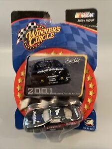 2001 NASCAR Winners Circle 15960 Bobby Labonte #1 Drivers Sticker 1:64
