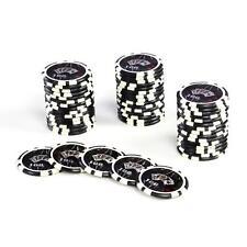 50 Poker Chips abgerundete Kanten wert 100 Casino