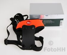 LEICA NEOPRENE BINOCULAR STRAP SPORT ** JUICY ORANGE ** (LEICA NUMBER : 42058)