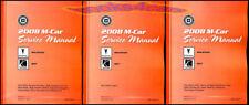 SHOP SERVICE REPAIR MANUALS BOOKS PONTIAC SOLSTICE SATURN SKY REDLINE WORKSHOP