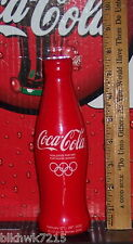 2010 VANCOUVER WINTER OLYMPIC'S LIGHT UP COLOR CHANGING  8 OZ COCA - COLA BOTTLE
