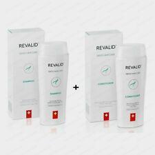 Revalid Hair Loss Treatment Shampoo / Conditioner Revitalizing Protein 250 ml