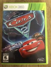 Cars 2 - ( Microsoft Xbox 360 ) Complete W/box & Manual !