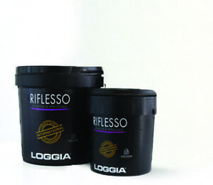 "Venetian Polished Plaster  ""Riflesso""  1kg Tester Pots Loggia Products"