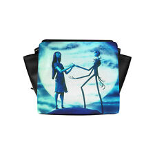 Brand New The Nightmare before Christmas Design Women's Satchel Bag Handbag