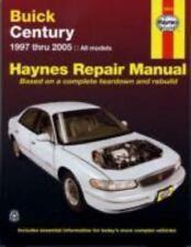 Haynes Manuals 19010 Buick Century,97-05