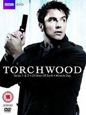 Torchwood Series 1-4 5051561035364 With Bill Pullman DVD Region 2