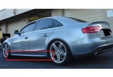 Audi A4 B8 S4 RS4 S Line SIDE SKIRTS / SIDE BAR / SPOILERS !!! NEW !!! NEW !!!
