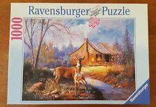 Ravensburger 1000 Piece Puzzle Woodland Deer