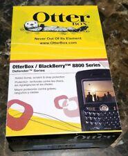 OtterBox Defender Series Case for BlackBerry 8800 series - Black