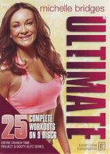 Michelle Bridges Ultimate DVD (region 4 Australia)