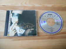 CD Pop Madonna - Erotica : Remixes (7 Song) MAVERICK / SIRE JAPAN read comment!
