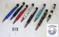 Lindauer Kugelschreiber Acrylic in 8 Farben NEU