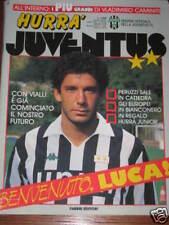 HURRA' JUVENTUS 1992/6 GIANLUCA VIALLI BIANCONERO !!!!!