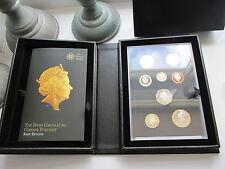 2015 UK Definitive Proof coins set.8 x 5th portrait coins inc rare coins!
