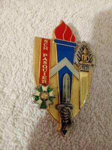 insigne ENSOA promotion 173 ( Pasquier ) non numéroté