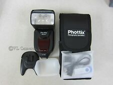 Phottix PH80372 Mitros+ TTL Transceiver Flash for Nikon