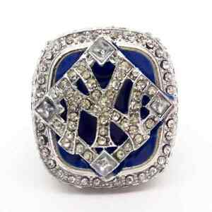 2009 New York Yankees Championship Ring 11 size
