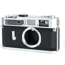 :Canon Model 7 35mm Film Rangefinder Camera Body Only [EX++] (Read)