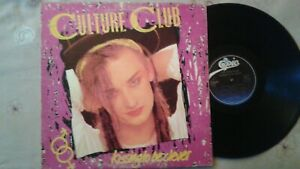 Culture Club-Kissing To Be Clever- Vinyl LP