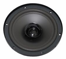 "Factory Replacement 6.5"" Round Speaker - Fits Honda Hyundai Nissan and Many More"