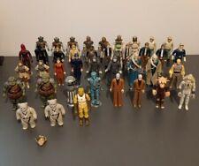 Vintage Kenner Star Wars Action Figures x 39 JOB LOT BUNDLE