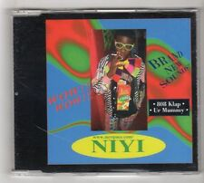 (HC234) NIYI, 808 Klap / Ur Mummy - 2007 CD