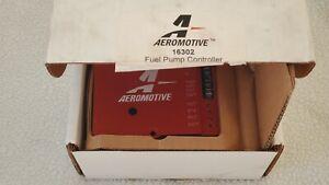 Aeromotive 16302 Billet Electric Fuel Pump Controller New Open Box